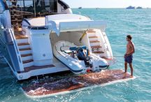 Add-ons / Make your luxury yacht charter extra special with a selection of catering options, scuba diving, stand up paddle boarding and chauffeur services.