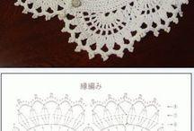 kraagjes haken crochet lace