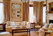 Formal Living area Decor
