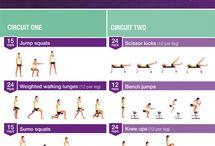 Kayla workouts