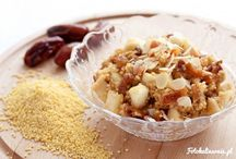 Breakfast ideas with grains / recipies
