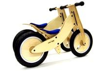 Drewniane rowerki biegowe LIKEaBIKE