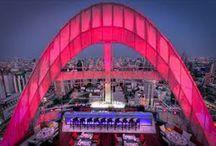 Top-15 van Rooftop Bars in Bangkok deel 2