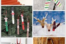 Christmas party ideas for classroom. / by Crystal Buxton