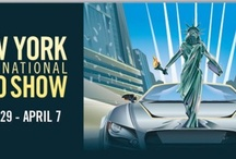 New York Auto Show 2013 / by Redaktion Mercedes-Fans