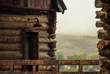 Old barns ~