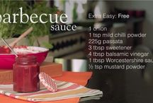 Slimming World Dips & Sauces.