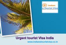Urgent tourist Visa India
