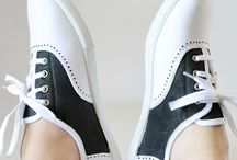 Canvas Shoes & Sharpies ;) / by ღ Sharon ღ