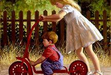 Obrazy dzieci