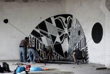 World of Urban Art : BLAQK
