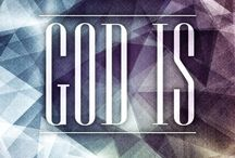 God Is / by RC Creative