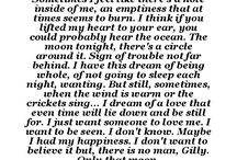 words / by Kristen Knight
