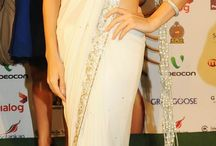 White dress Desi