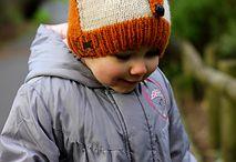 For kids / Knitting for children