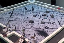 Gaddis Gaming / All products manufactured by Gaddis GAMING, Miniatures,Table Toppers and Out Of Play Zones