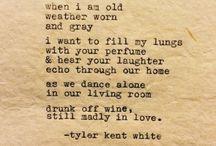 Tyler Kent White / Love