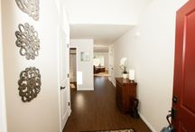 Entryways / Welcome home. What better way to be greeted than a beautiful entryway? Here are a few ideas to make the first impression of your Greenstone home memorable.