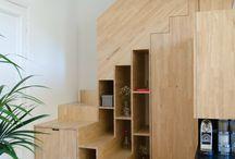 bútor lépcső