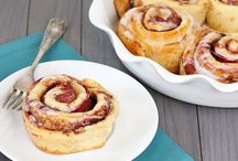 Recipes - Brunch {AmberSimmons.com} / Sweet and savory brunch recipes