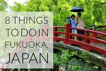 Japan / Tips and hacks for traveling Japan with ease and enjoying your adventure in the land of the rising sun.