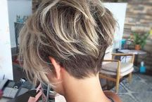kisa saç