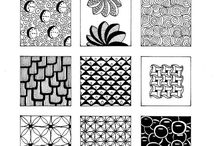 tangle tutorials / a collection of tutorials and reference material for zentangle