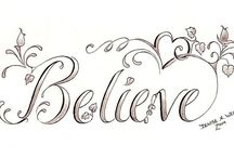 Believe Tatoos