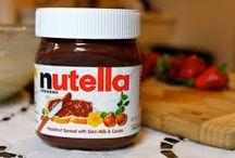 nutella / plusieurs sortes de pot de nutella