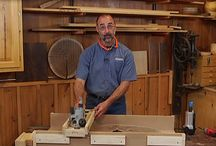 WWGOA Woodworking DVDs / A collection of woodworking DVDs, which can help you with any woodworking project! / by WoodWorkers Guild of America