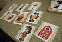 Snail Mail Pen Pal Ideas / Ideas for things to send the grand nieces and nephews in the mail.