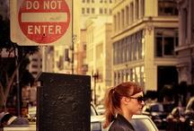 Pedestrians and Motorists