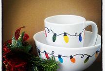 decorazione tazze