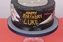 Star Wars cakes / by Christy Poarch