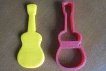 Musical Cookie Cutters