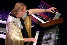 Keyboardists In Capes