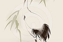 Vogel tekeningen