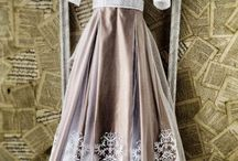Folk Wedding Dresses