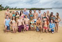 Survivor: Millennials vs. Gen X / Following in the now hallowed, two-season tradition, Probsty invited me to Fiji to cook for the cut contestants, all of who - shock horror - I am friends with!  It was such a treat to help them wash away the post-boot pain with my culinary creations.  Why don't you cook along at home? I mean, Probst would love that!
