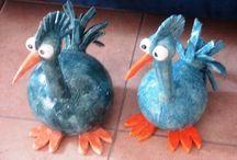 gekke vogels