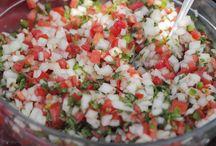 Salads / by Olga Jewell
