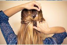Tutorial fiocco di capelli