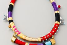 Tribal Jewelry / by Fashion LoveStruck