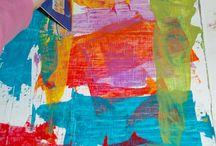 Arts visuels : divers / Maternelle