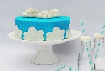 Balloon/ sky/ cloud party board