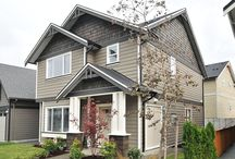 The Saturna at Westhills / This 2,164 sq. ft. homes has 4 bedrooms and 4 bathrooms including a 1 bedroom and 1 bathroom detached coach house suite.