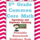 5th Grade Math / by Rachel Derian