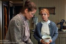 Anne of Green Gables / I have always loved Anne of Green Gables the TV miniseries and the books.  I also love the show Road To Avonlea.