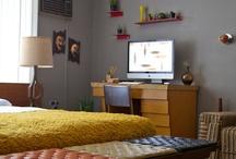 Interiores vintage [] Vintage interiors / Los años embellecen a (casi) todos los muebles [] Vintage furnitures and decoration