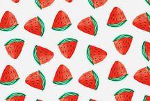 Watermelon / by Libbie Summers